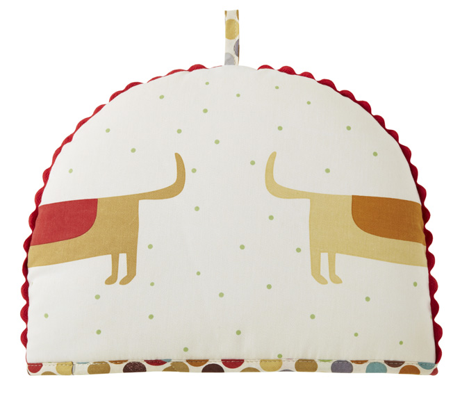 Hot Dogs Tea Cosy