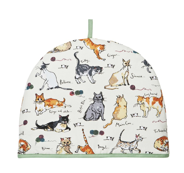 MF Cats Tea Cosy