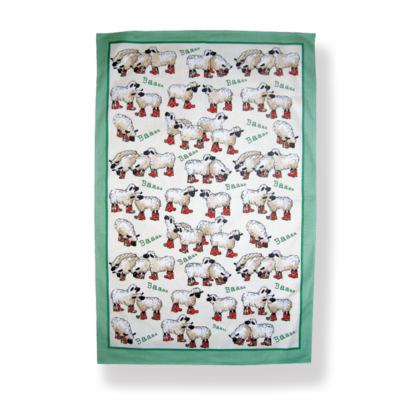 Puddle Jumpers Cotton Tea Towel