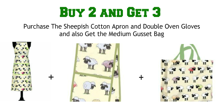 Buy 2 and Get 3 Offer