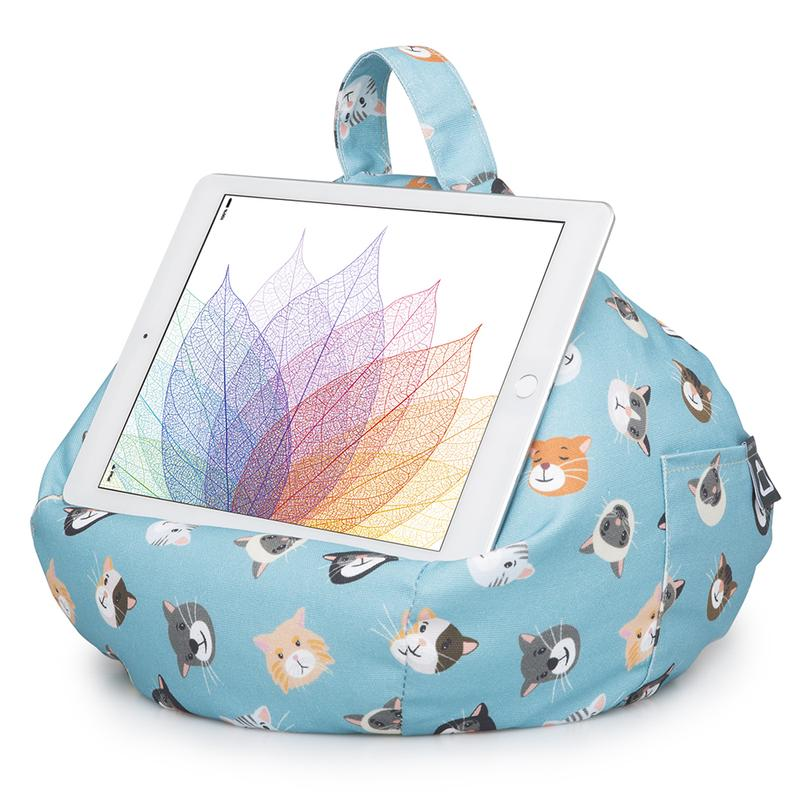 Cool Cats iPad and Tablet Bean Bag Stand