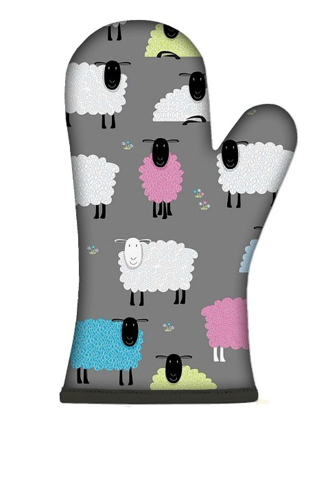 Ewe Beauty Cotton Oven Gauntlet